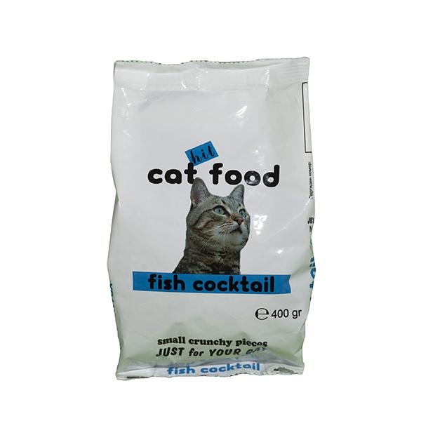 Хит коте Рибен коктейл 400 grama