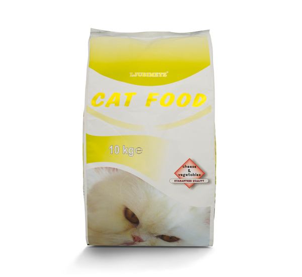 Любимец коте Сирене и Зеленчук 10кг (3)